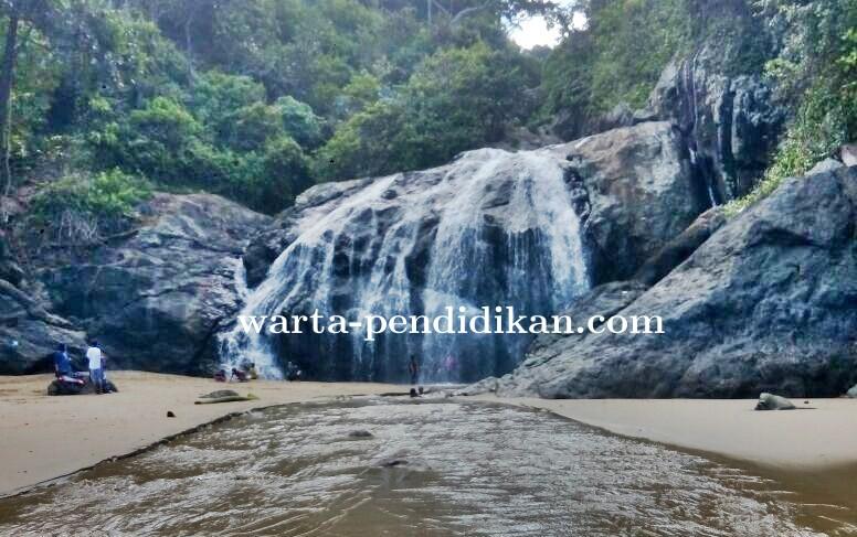 Wisata Alam Banyu Anjlok Surganya Malang Selatan